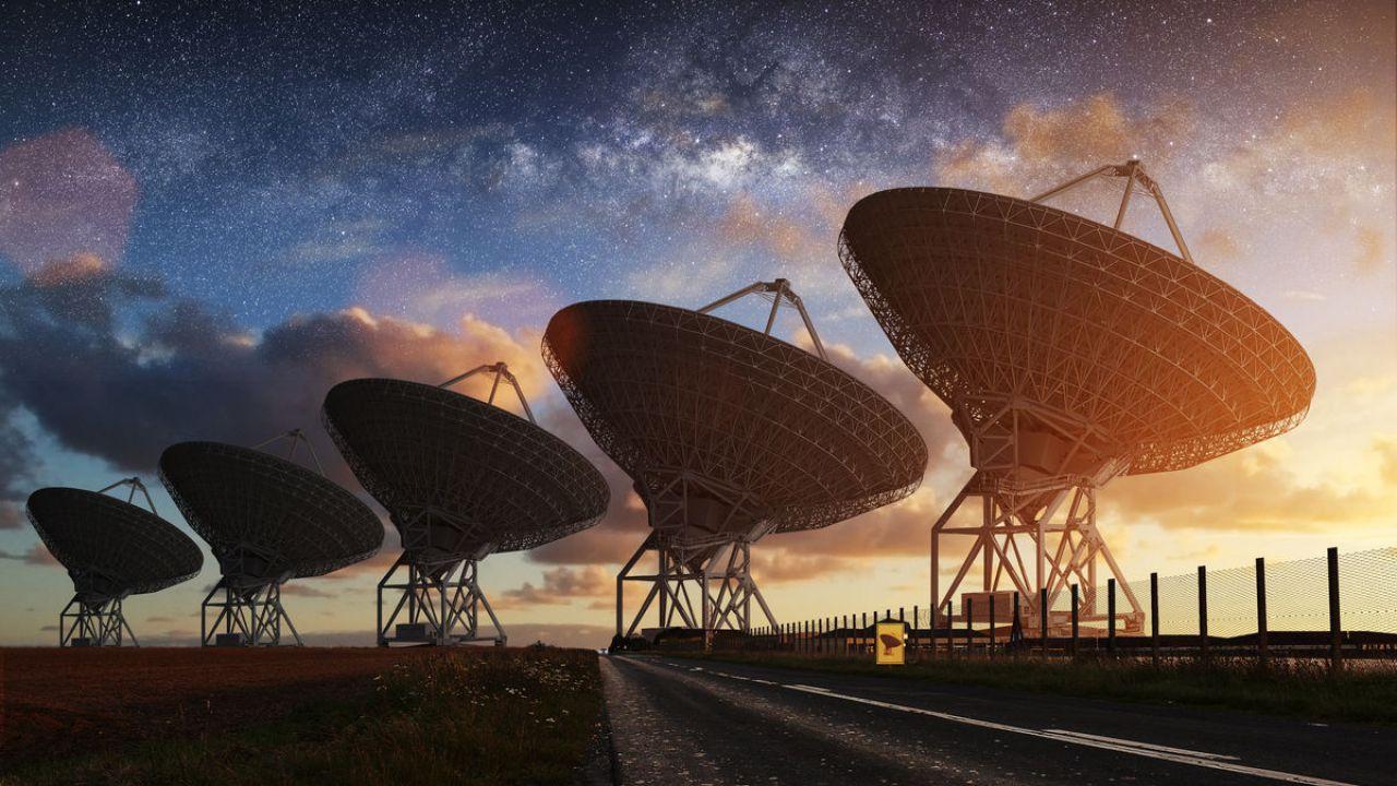 speciale Il SETI e la ricerca della vita aliena,  tra passato e futuro
