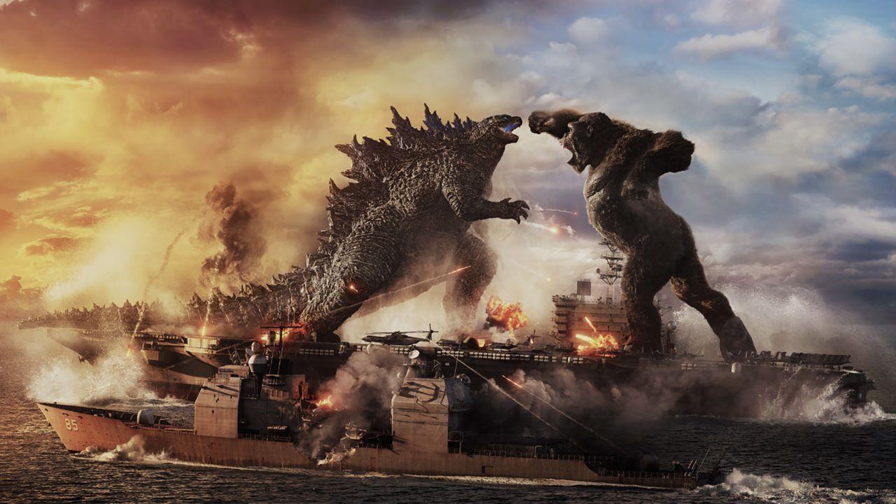 speciale Il trailer di Godzilla vs Kong: il grande scontro si avvicina