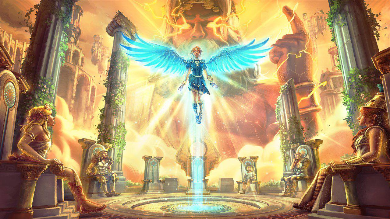 recensione Immortals Fenyx Rising: Recensione del DLC Una Nuova Divinità