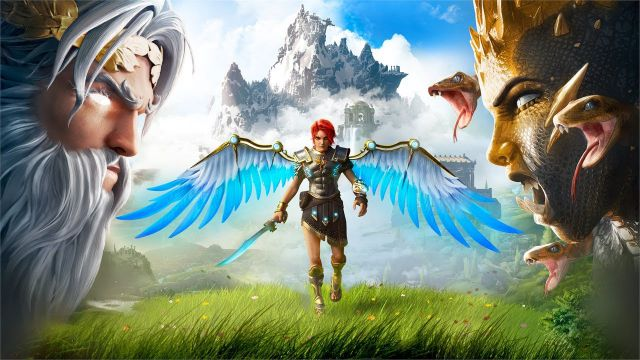 Immortals Fenyx Rising Recensione: un sorprendente open world