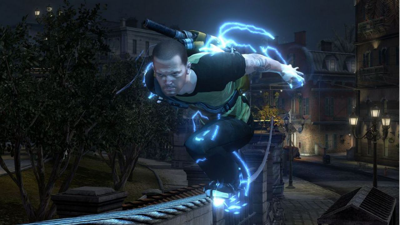 first look inFAMOUS 2