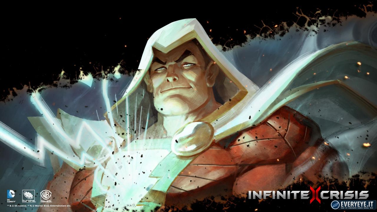 hands on Infinite Crisis
