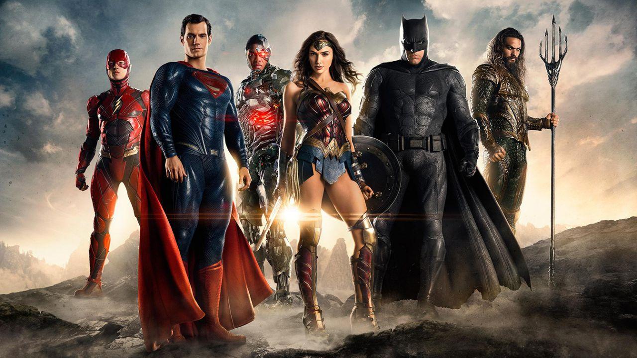 Infinity, 5 film da vedere: da In darkness - Nell'oscurità a Justice League