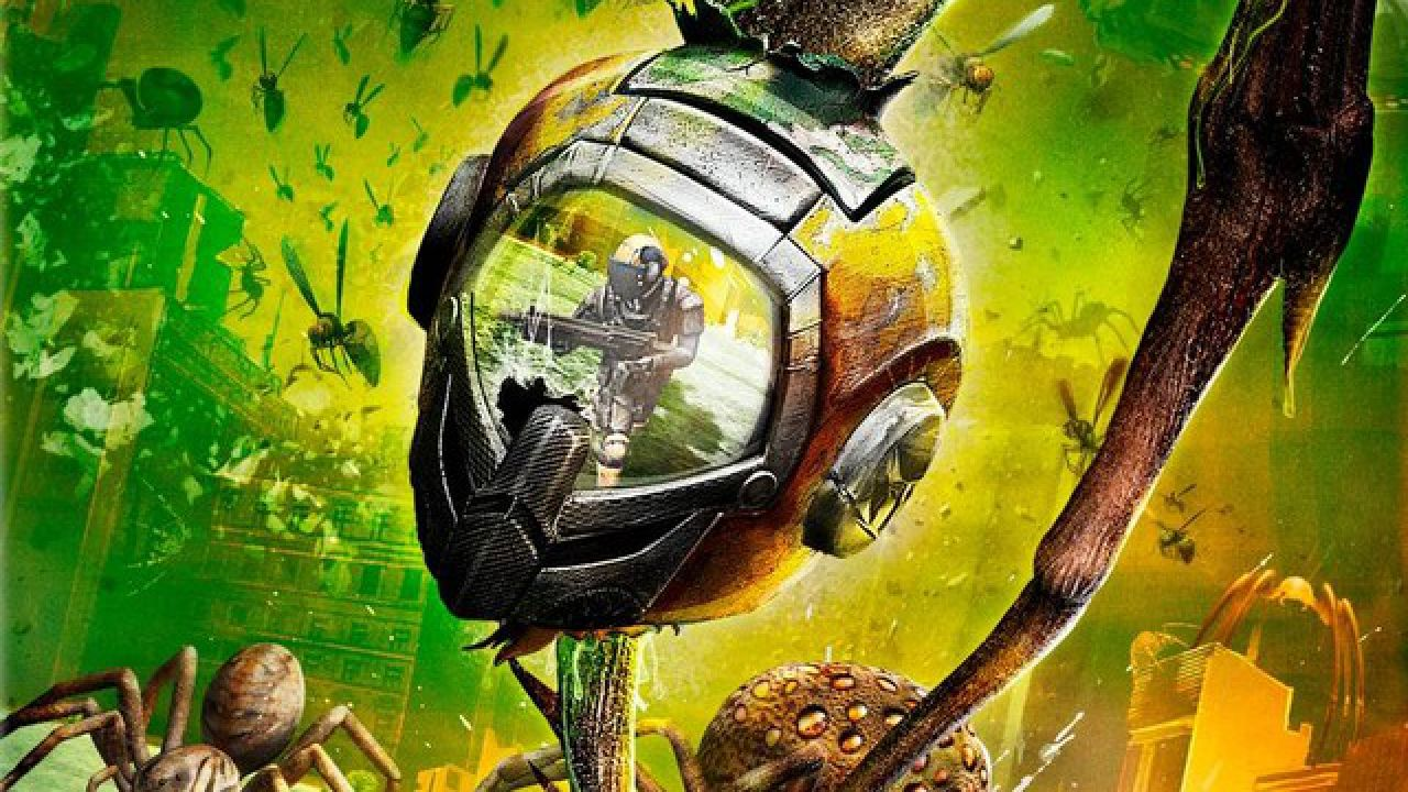 first look Insect Armageddon