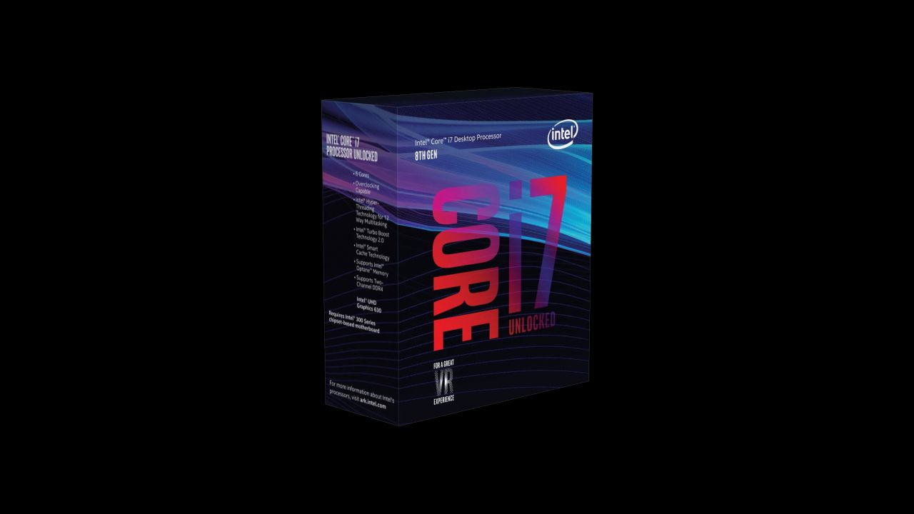 recensione Intel i7 8700K, il processore top di gamma Coffee Lake alla prova