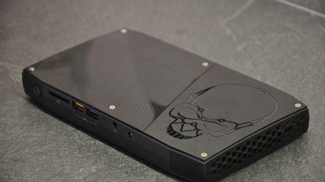 Intel NUC Skull Canyon: un potente mini PC dall'animo gaming