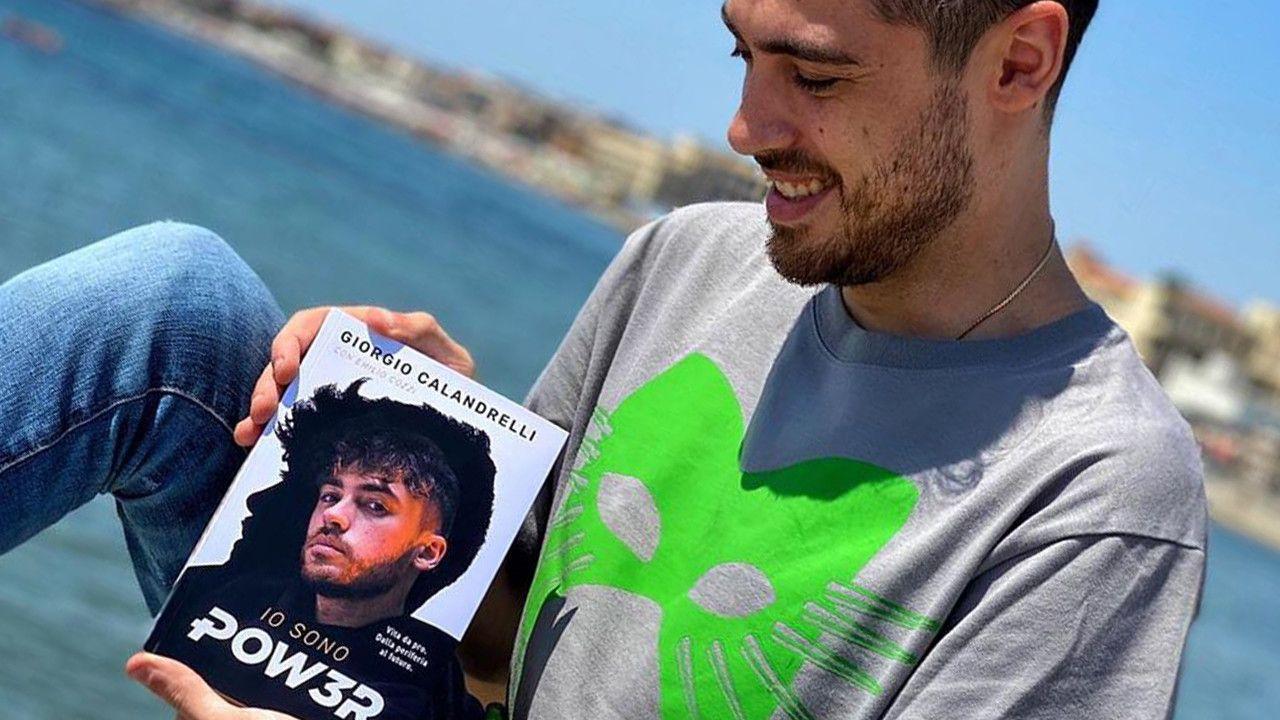 speciale Io sono Pow3r: Giorgio Calandrelli si racconta in un libro da record