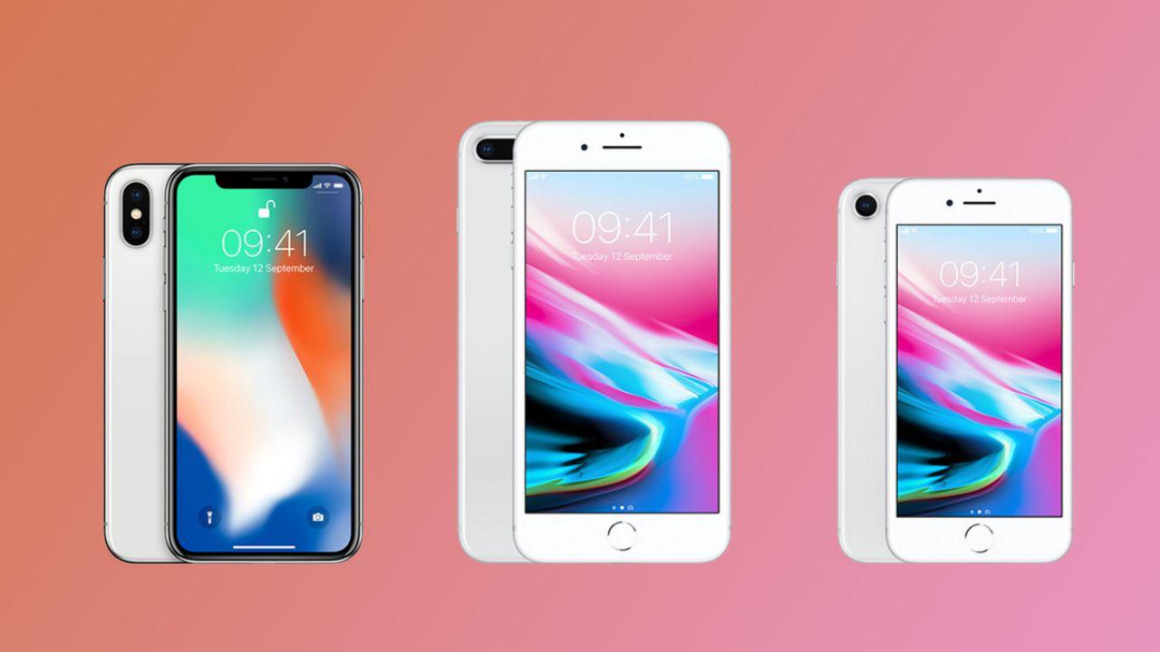 iPhone X vs iPhone 8: guida all'acquisto tra i nuovi smartphone di Apple