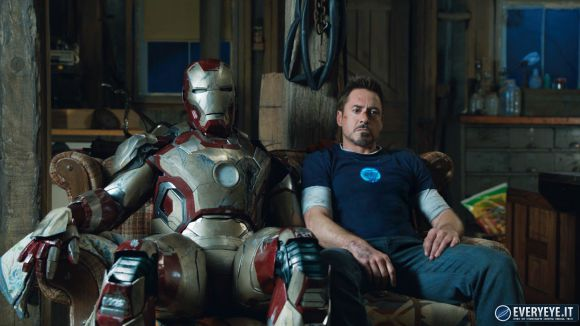 Iron Man 3: Kevin Feige [3]
