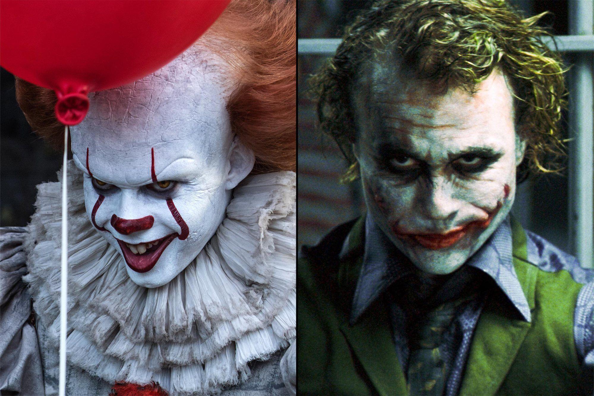 It Clown A Confronto Il Pennywise Di Skarsg 229 Rd Come Il