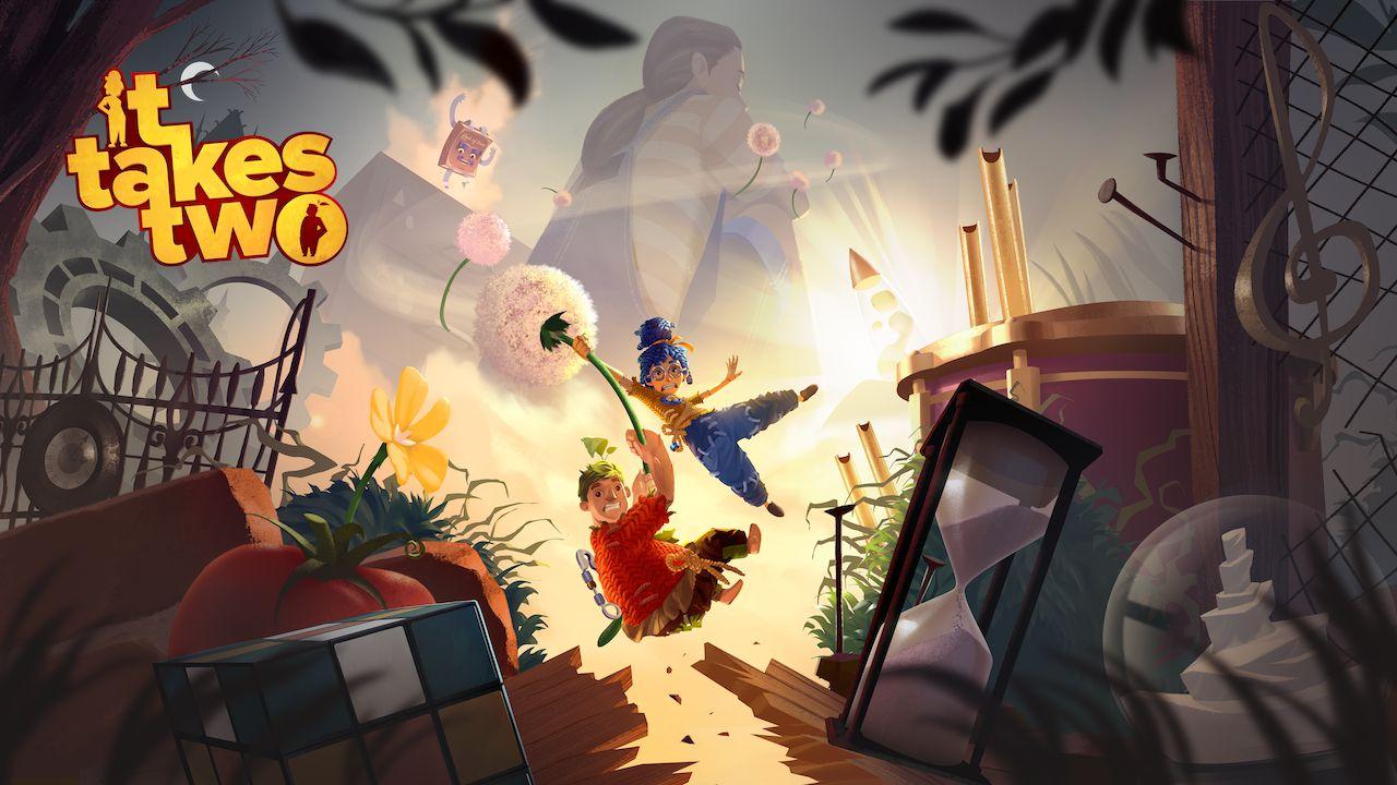 anteprima It Takes Two: il nuovo gioco di Joses Fares, papà di A Way Out