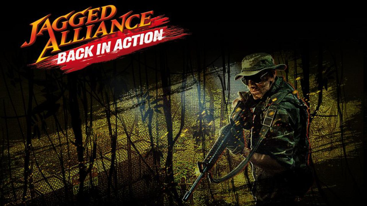 anteprima Jagged Alliance: Back to Action