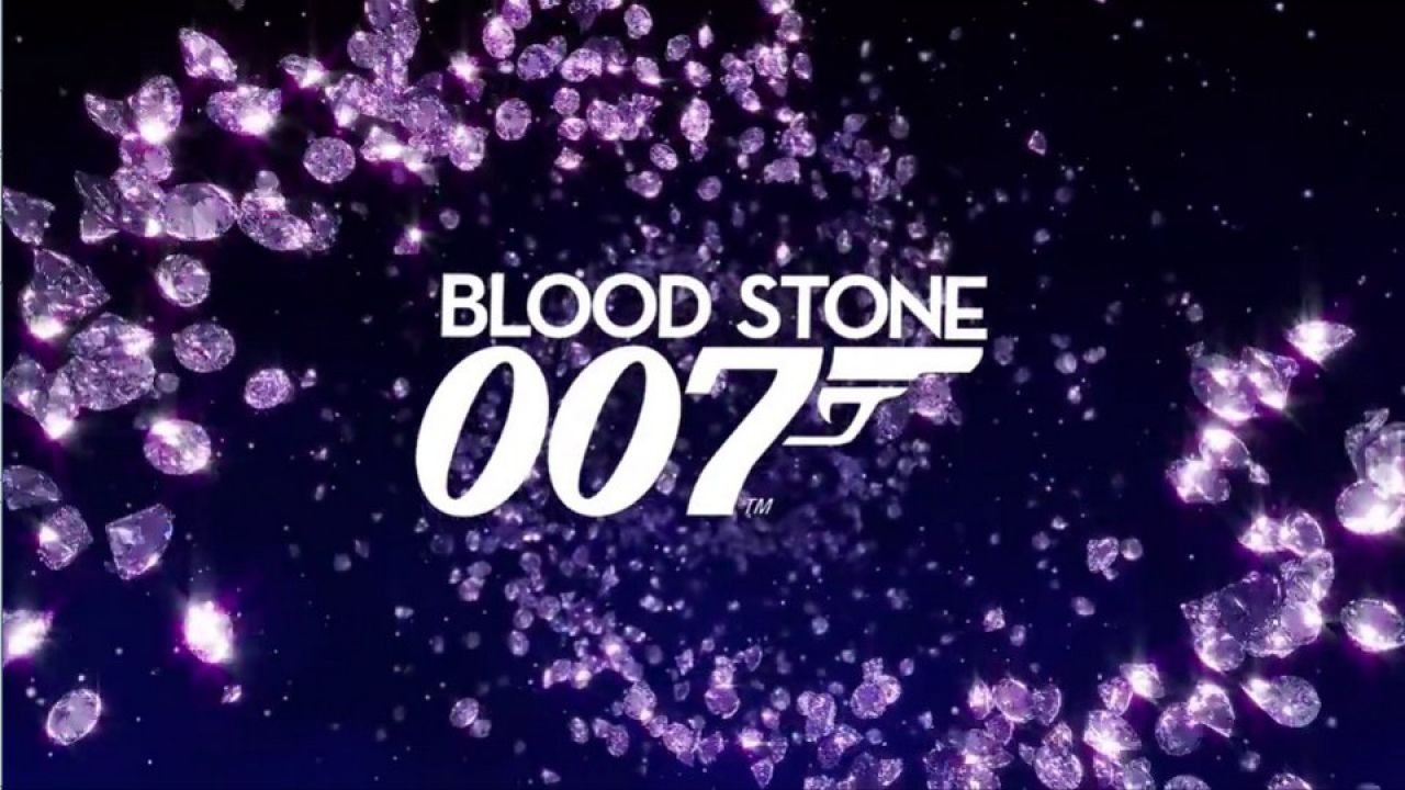 anteprima James Bond 007: Blood Stone