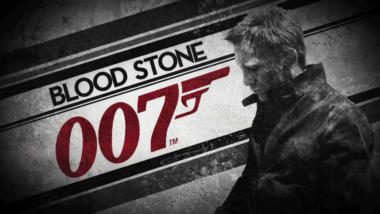 first look James Bond: Bloodstone