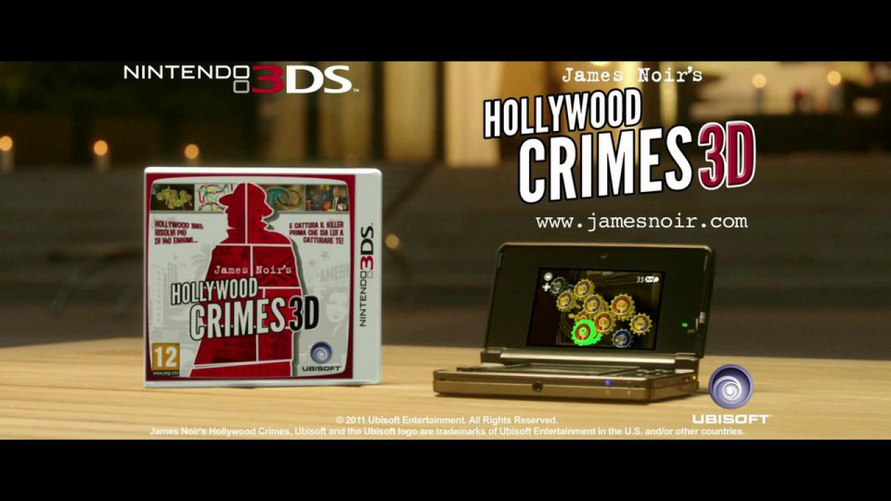 recensione James Noir's Hollywood Crimes 3D