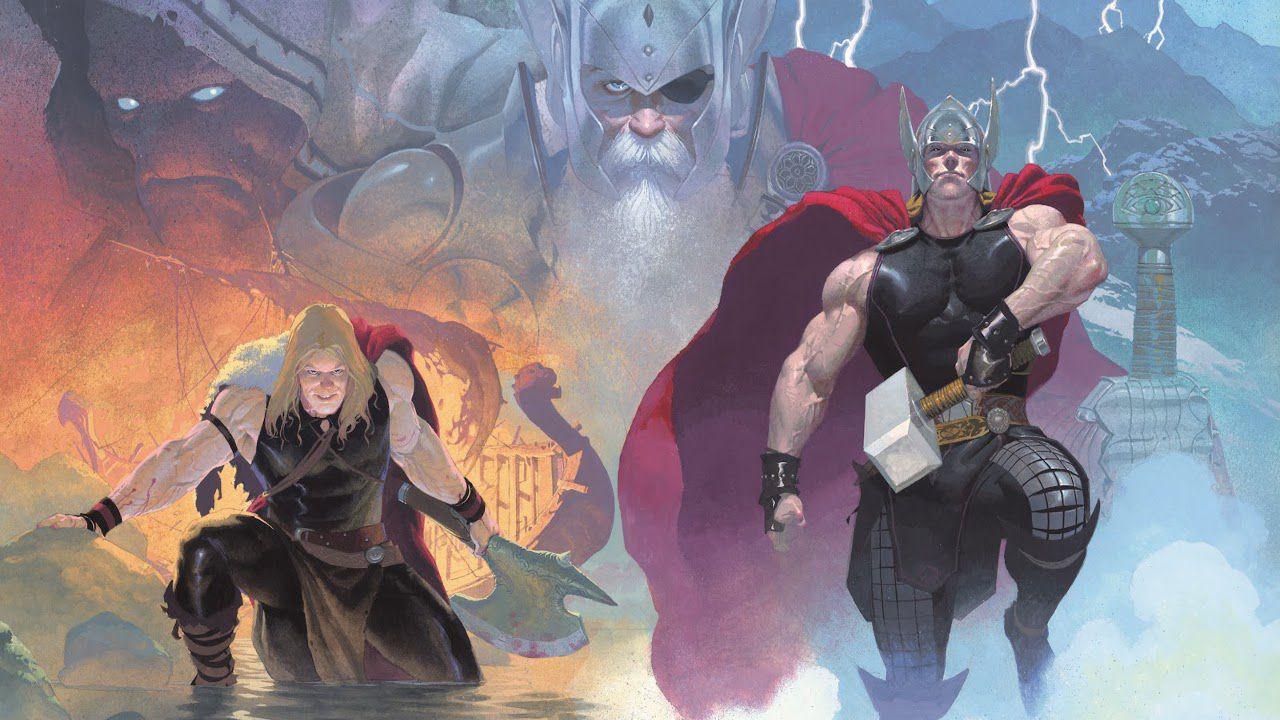 Jason Aaron, colazione con il Dio dei fumetti Marvel: