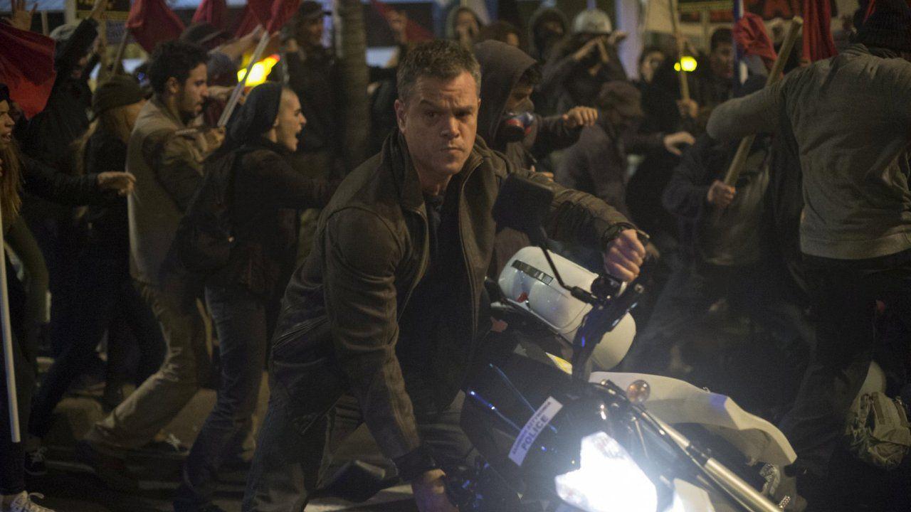 recensione Jason Bourne