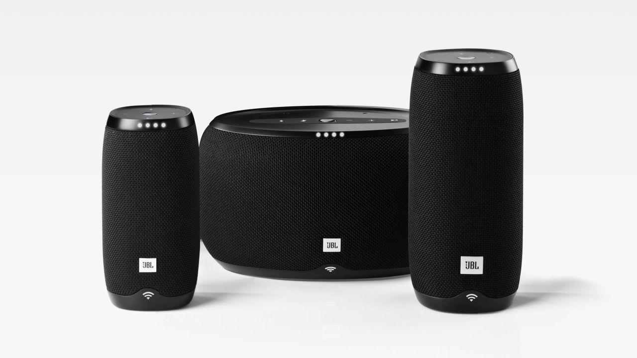 speciale JBL: tutto sulla nuova gamma di smart speaker con Google Assistant