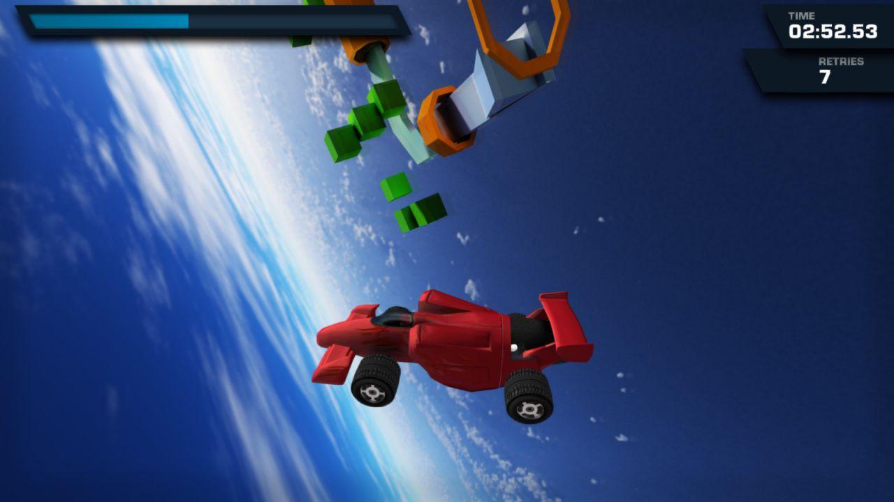 recensione Jet Car Stunts