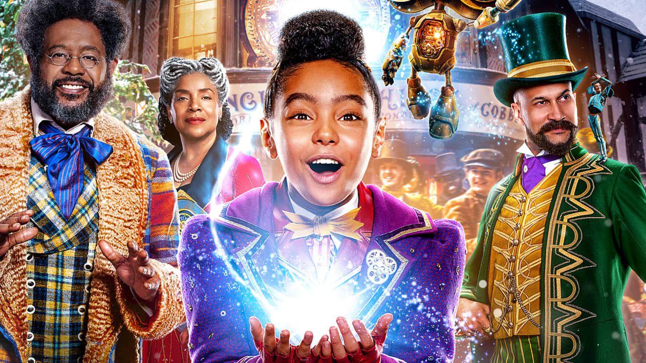 recensione Jingle Jangle: Un'avventura natalizia, recensione del musical di Netflix