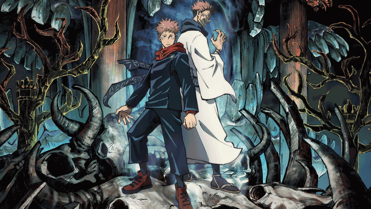 half season Jujutsu Kaisen: un anime spettacolare dal manga di Shonen Jump