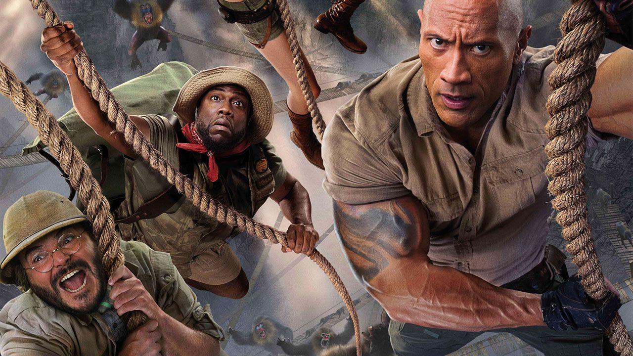 recensione Jumanji: The Next Level, la recensione del sequel con Dwayne Johnson