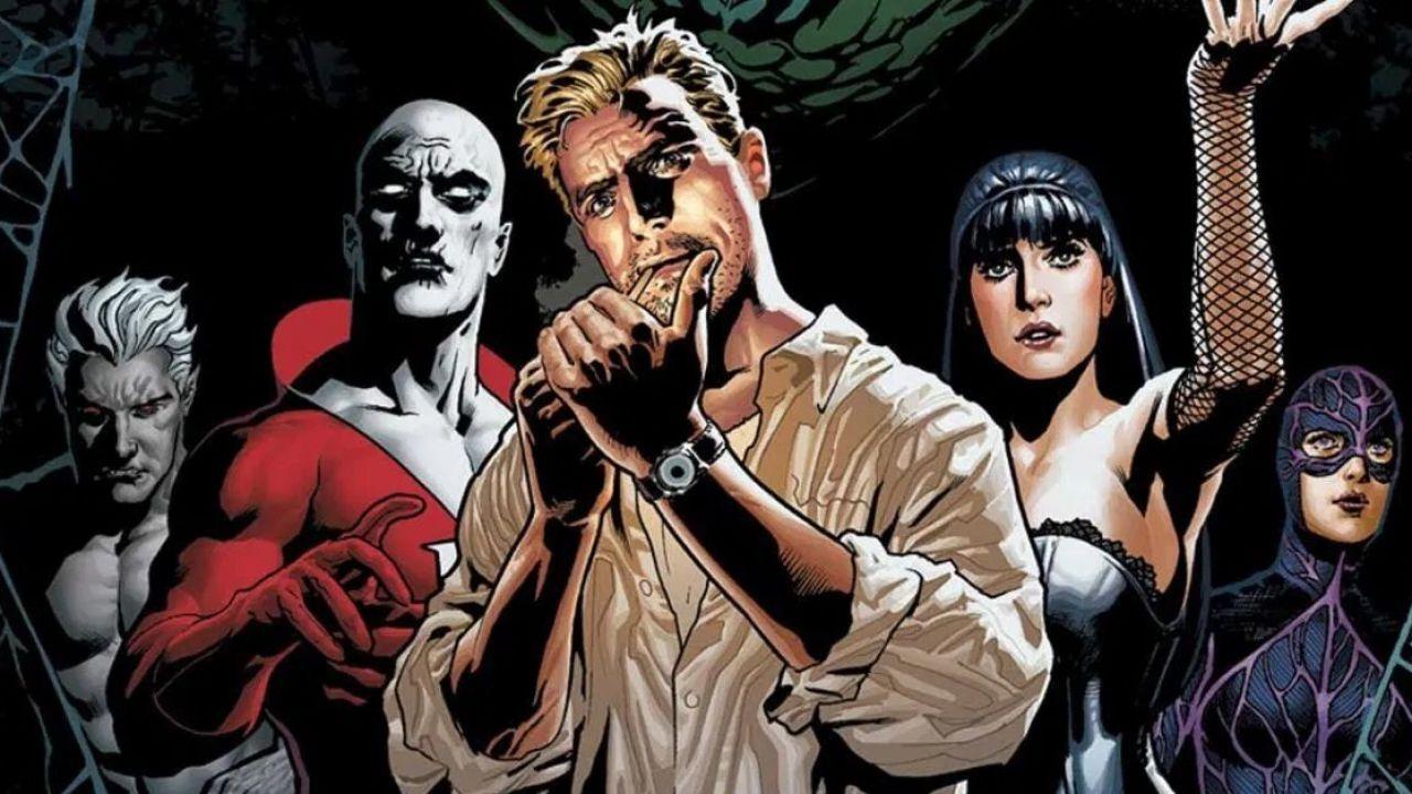 Justice League Dark prodotto da J.J. Abrams: come sarà la serie HBO?