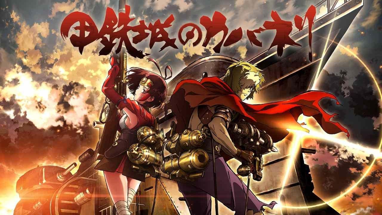 Kabaneri of Iron Fortress: l'anime dai creatori de L'Attacco dei Giganti