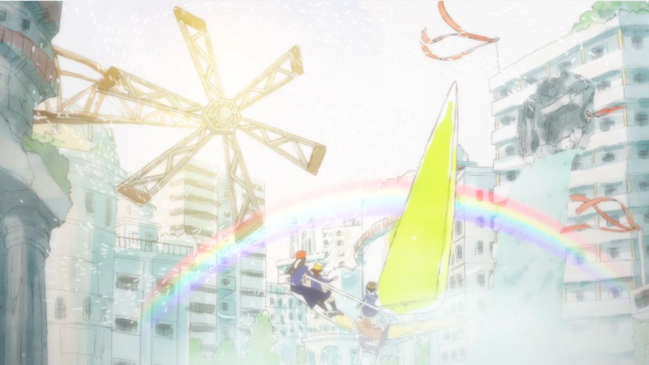 recensione Keep Your Hands Off Eizouken!: recensione del meta anime di Yuasa