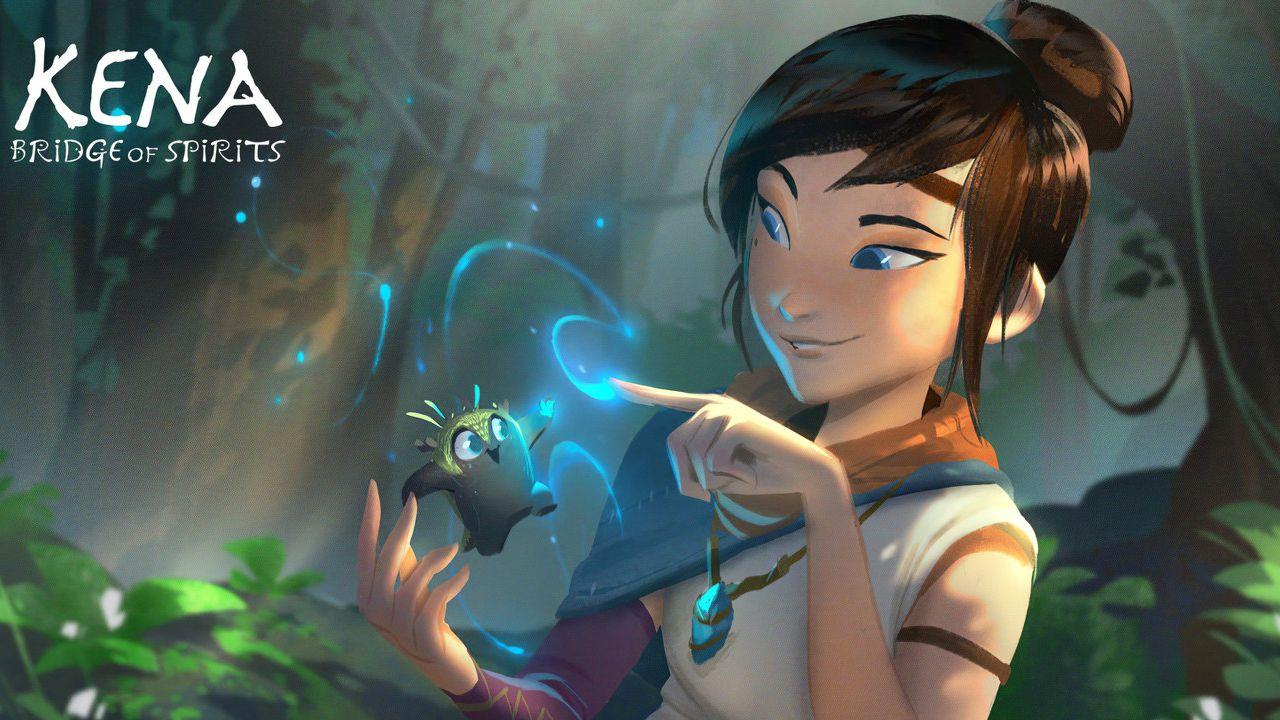 Kena Bridge of Spirits su PS5: un mondo meraviglioso da salvare