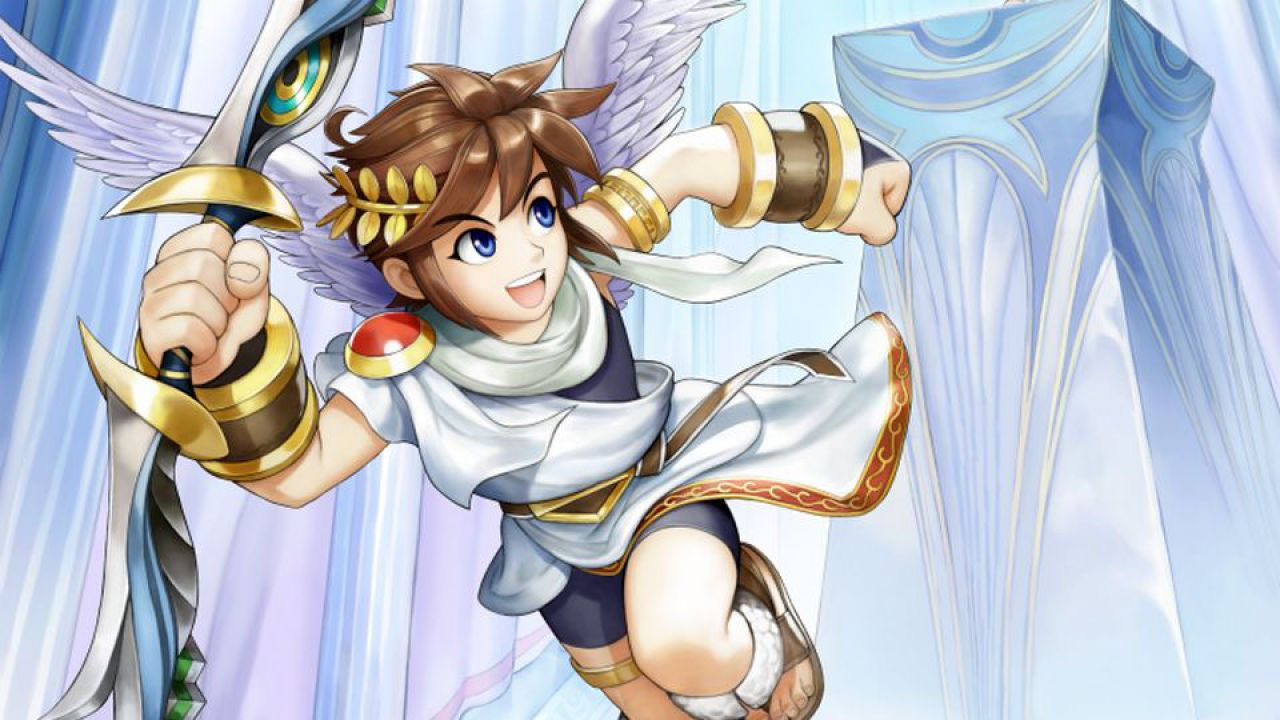 hands on Kid Icarus Uprising