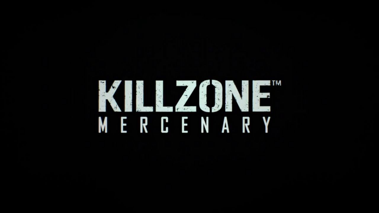 hands on Killzone Mercenary