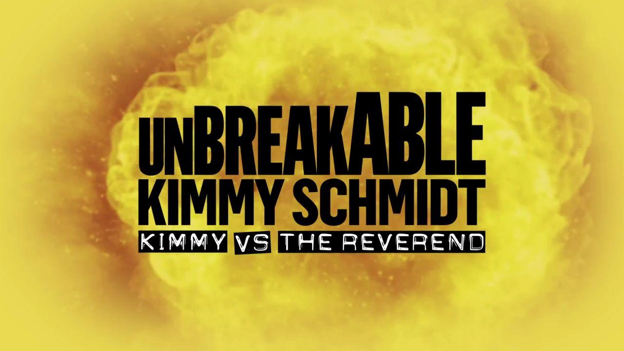 speciale Kimmy vs Il Reverendo:la piacevole chiusura interattiva della serie Netflix