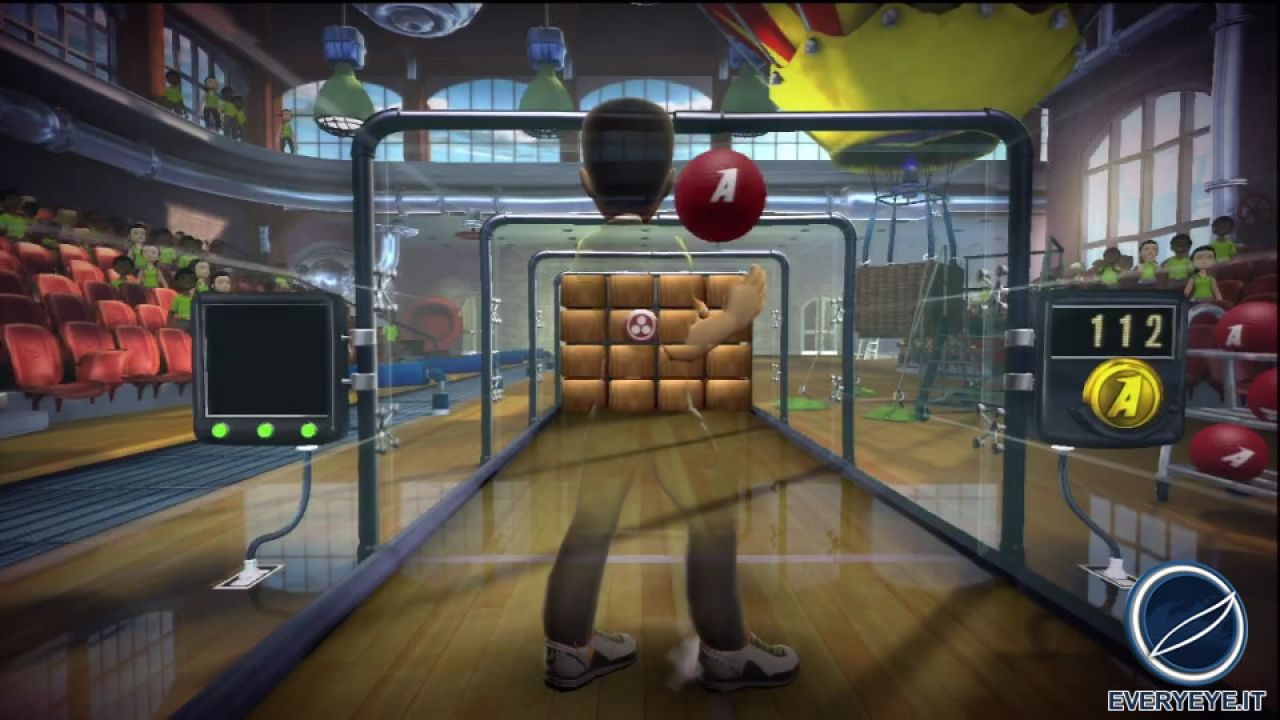 recensione Kinect Adventures