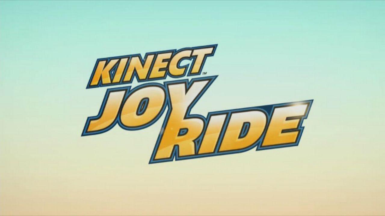 recensione Kinect Joy Ride