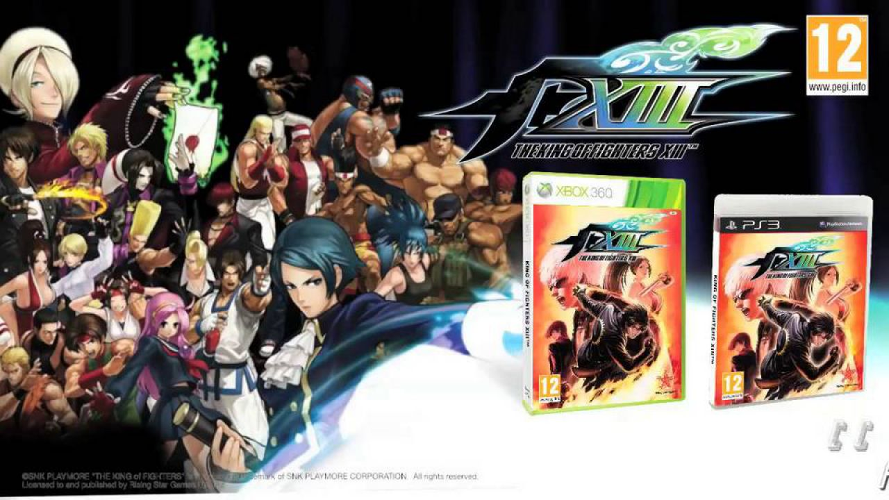 recensione King of Fighters XIII
