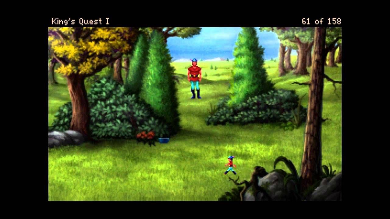 anteprima King's Quest
