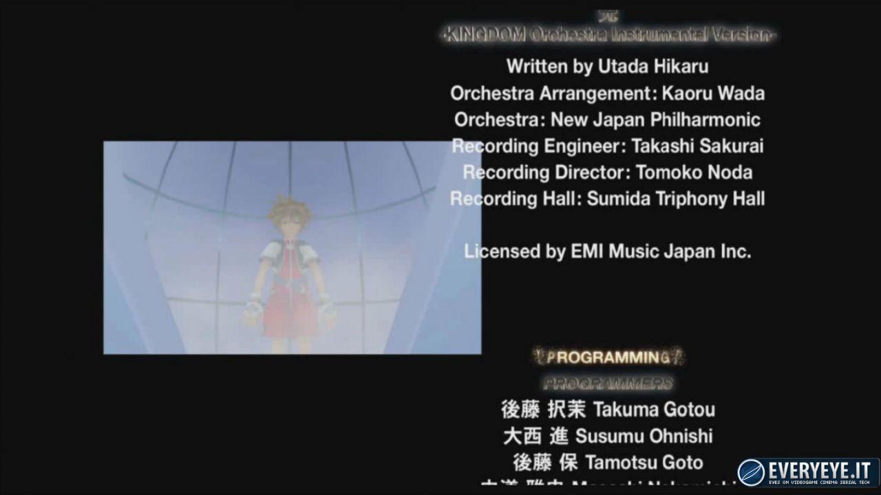 hands on Kingdom Hearts 1.5 HD Remix