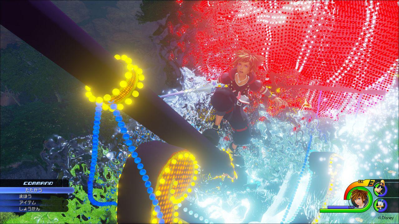 anteprima Kingdom Hearts 3