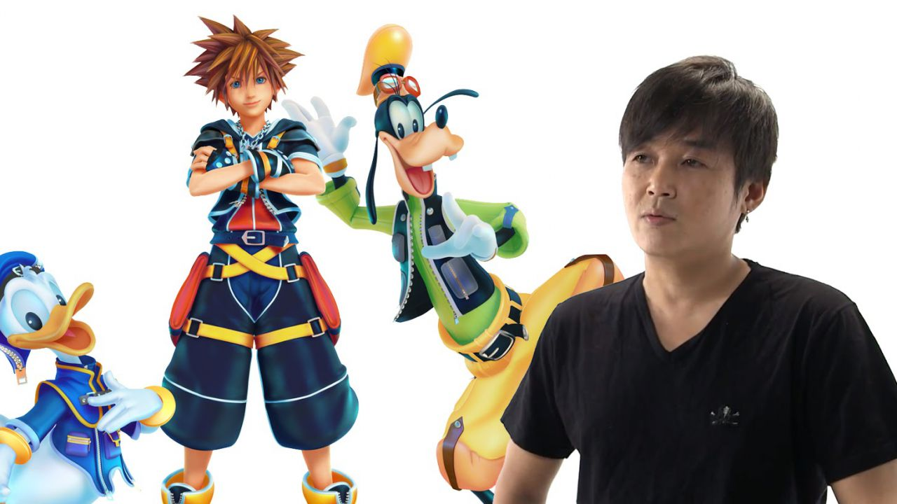 Kingdom Hearts 3: creatività e fantasia al potere, parla Tetsuya Nomura