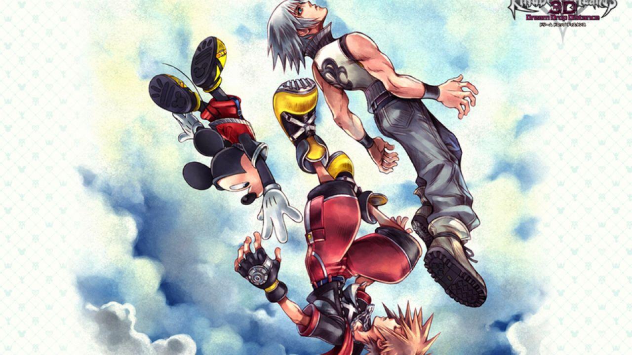 hands on Kingdom Hearts 3D: Dream Drop Distance