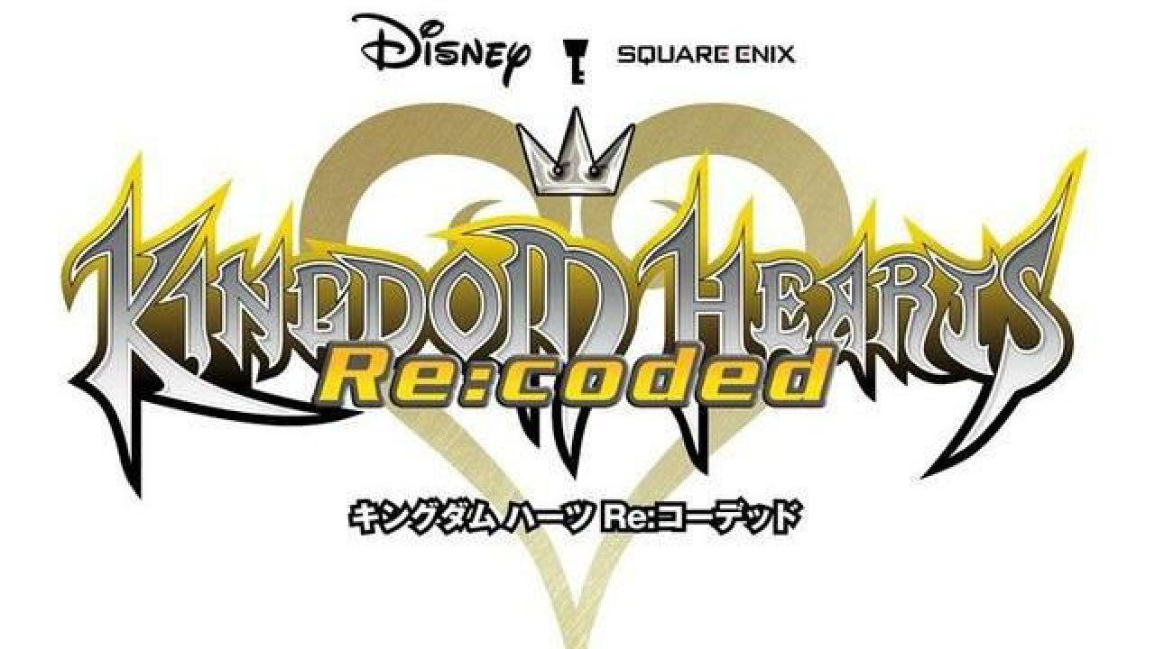 anteprima Kingdom Hearts Re:Coded