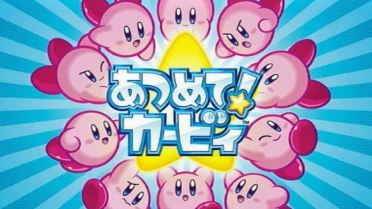 recensione Kirby Mass Attack