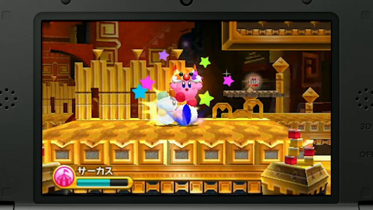 recensione Kirby Triple Deluxe