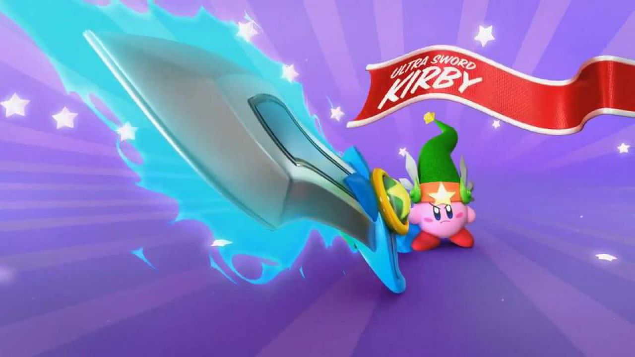 hands on Kirby Wii