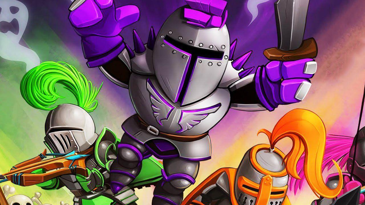 recensione Knight Squad