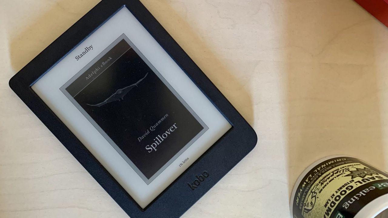 recensione Kobo Nia Recensione: l'ebook reader economico più completo
