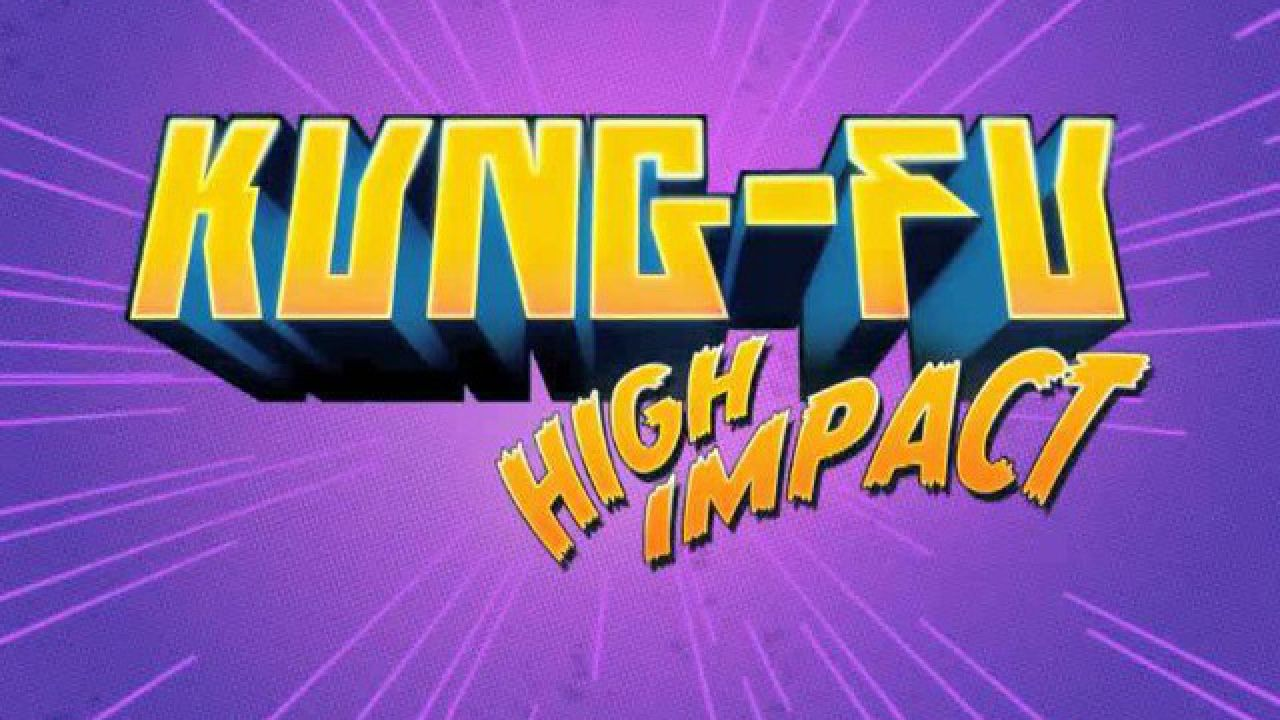 hands on Kung Fu High Impact