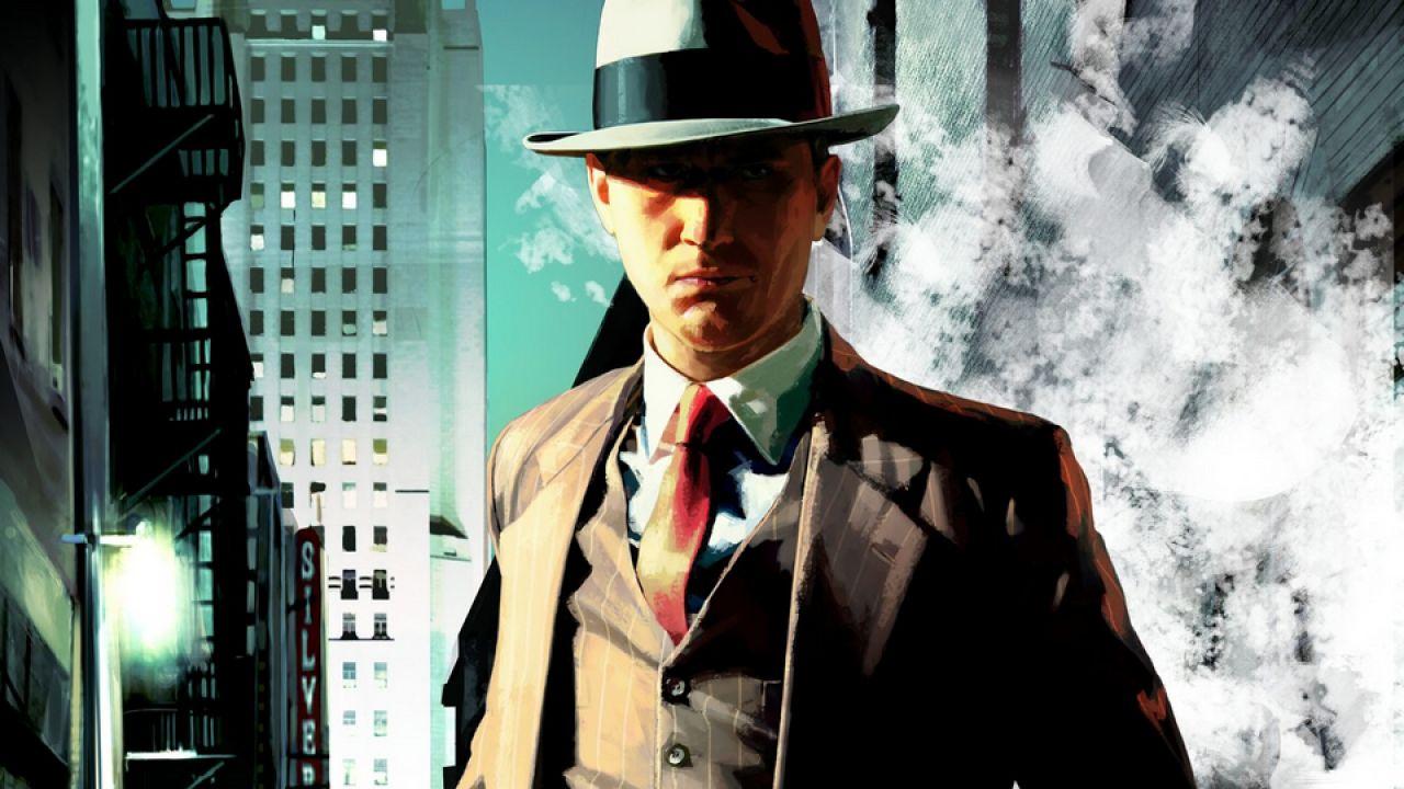 hands on L.A. Noire