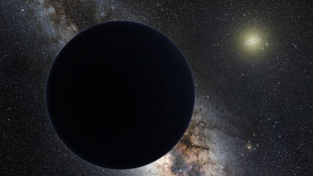 L'esistenza di un nono pianeta nel sistema solare è sempre più plausibile